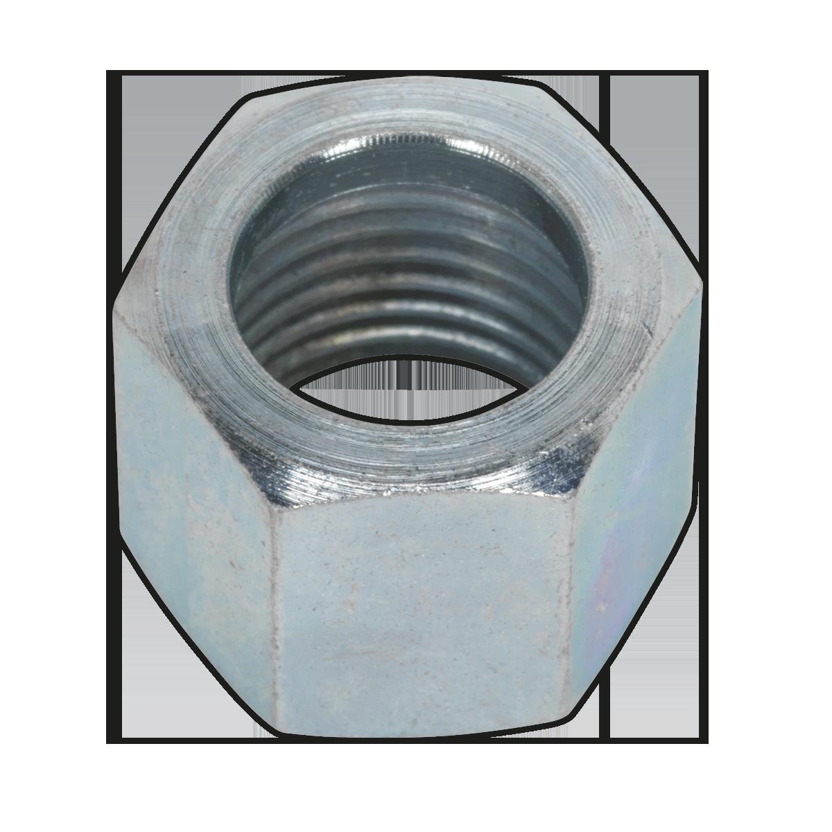 Sealey AC52 union nut for AC46 1//4 inbsp 3pk