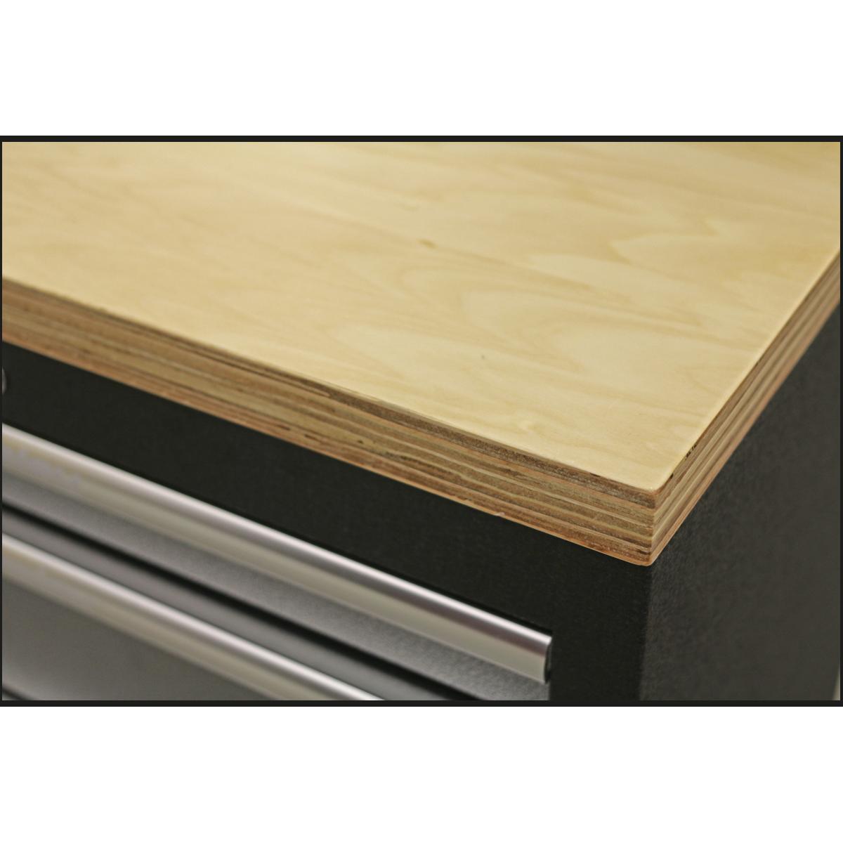 Pressed Wood Worktop 680mm Sealey Apms50wa By Sealey 5057719078535 Ebay