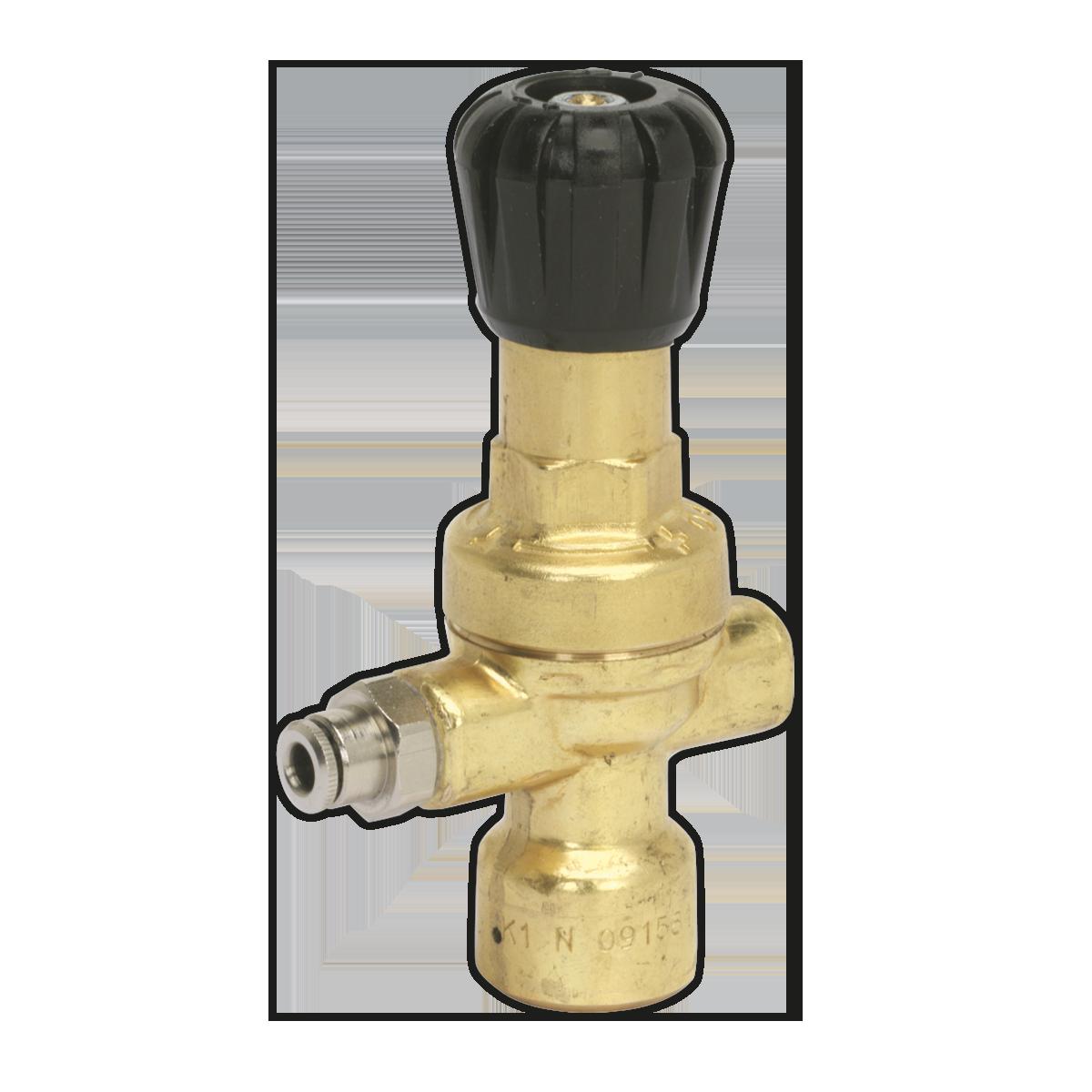 Mig Gas Regulator Disposable Cylinder No Gauge-sealey Reg/mm-neuf-afficher Le Titre D'origine La Consommation RéGulièRe De Thé AméLiore Votre Santé