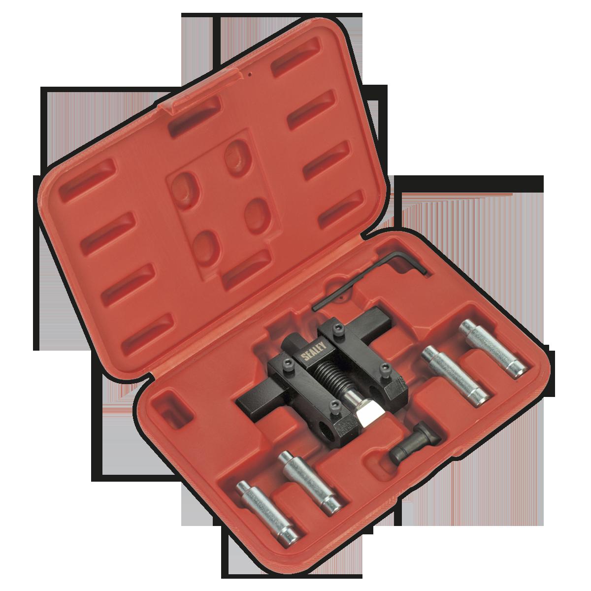 Laser 4469 Herramienta para instalar//abrir abrazaderas de escape