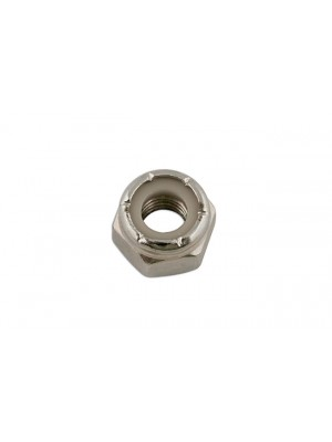 Steel UNF Nyloc Nuts 1/2in - Pack 50