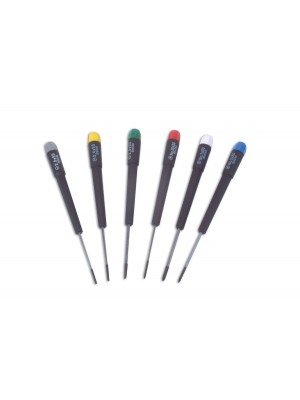 Precision Screwdriver Set 6pc