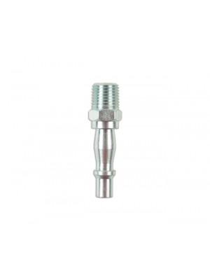 """Fastflow Male Standard Air Line Adaptor 3/8"""" - Pack 5"""