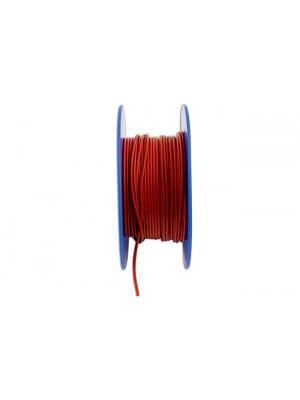 Red Single Core Auto Cable 14/0.30 50m