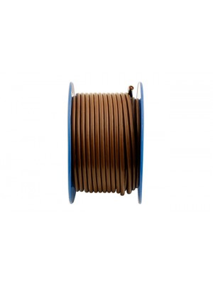 Brown Single Core Auto Cable  65/0.30  30m