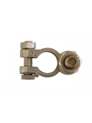 Battery Terminal c/w Nut Positive - Pack 5