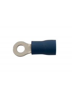 Blue Ring Terminal 3.2mm - Pack 100