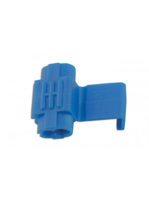 Blue Splice Connector 0.75-2.5mm - Pack 100