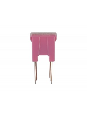 Male Pin PAL Fuse 30-amp Pink - Pack 10