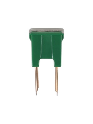 Male Pin PAL Fuse 40-amp Green - Pack 10