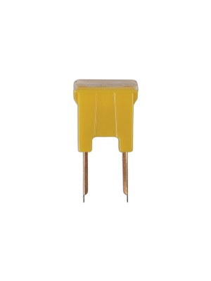 Male Pin PAL Fuse 60-amp Yellow - Pack 10
