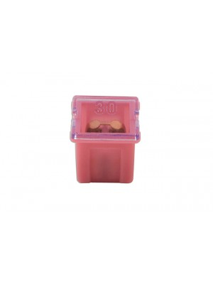 J Type Auto Low Profile Fuse 30-amp Pink - Pack 10