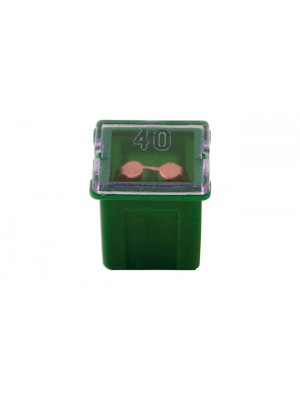 J Type Auto Low Profile Fuse 40-amp Green - Pack 10
