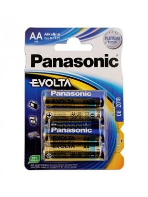 Pansonic Evolta AA Battery 12 x 4 Blister Packs