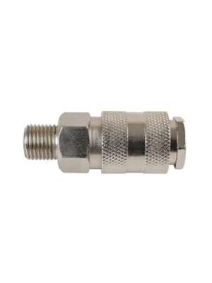 Euro Universal Male Coupling 1/4 BSP - Pack 1