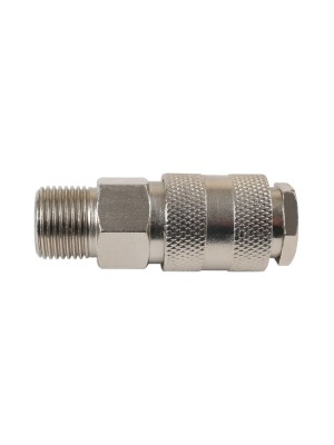 Euro Universal Male Coupling 3/8 BSP - Pack 1