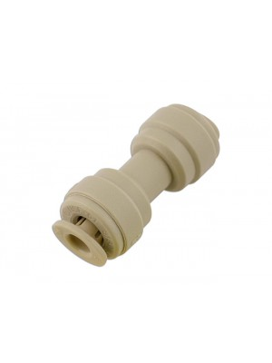 """Push-Fit Connector Straight Union 5/32"""" - Pack 10"""