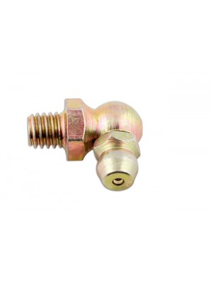 90° Angle Grease Nipple M6 x 1mm - Pack 25