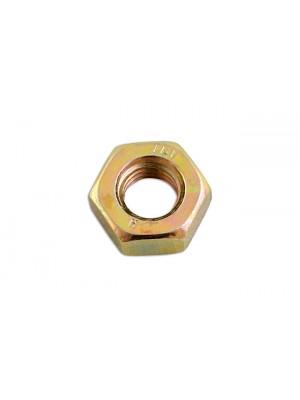 Plain Steel Metric Full Nut M5 - Pack 200