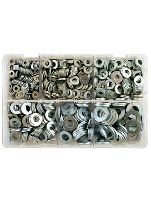 Assorted Table 3 Washers Box - 800 Pieces