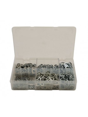 Assorted Imp. Spring Washers Box - 800 Pieces