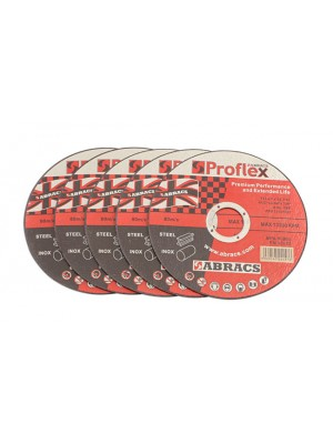 Abracs 115mm x 1.0mm Extra Thin Discs - Pack 5