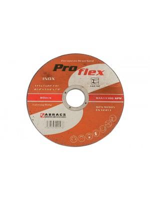 Abracs 115mm x 1.0mm Extra Thin Discs Tin - Pack 10