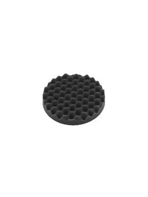 Finishing Corrugated Velcro Black Pad Pack 1