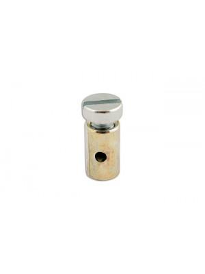 Solderless Nipples Top Screw 6.0mm - Pack 20