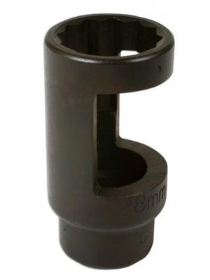 """Diesel Injector Socket - Window 1/2""""D 28mm"""