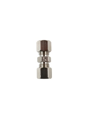 Compression Fittings  5mm - Pack 5