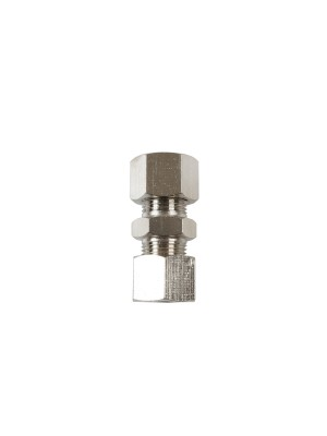 Compression Fittings 8mm - Pack 2