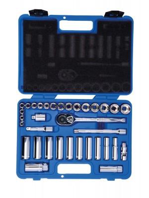"""Socket Set 3/8""""D 34pc"""