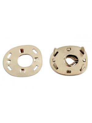 Lift the Dot Socket & Clinch Plate Set - Pack 20