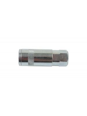"""Cyclone Double Action Female Air Line Coupling 1/4"""" - Pack 2"""
