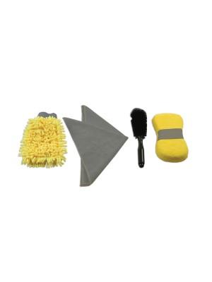Car Wash Kit - 4 Pieces