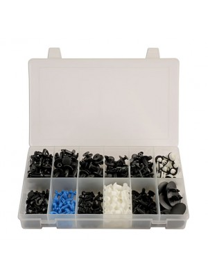 Suits Fits Land Rover Assorted Trim Clips - 280 Pieces