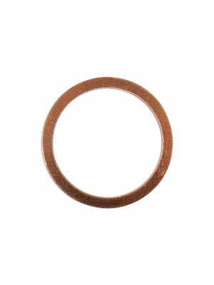 Sump Plug Washer Copper 26mm x 32mm x 2mm - Pack 10