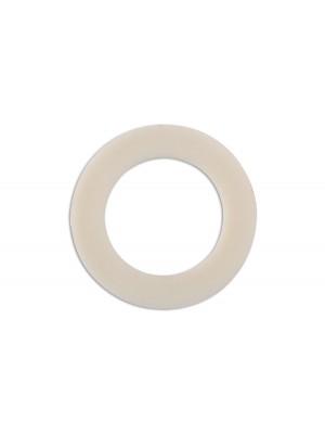 Sump Plug Nylon Washer  14.5mm x 22mm x 2mm - Pack 10
