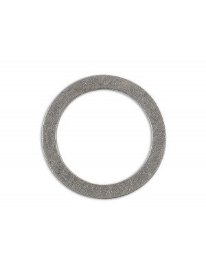 Sump Plug AluSuits Minium Washer 12mm x 15mm x 1.5mm - Pack 10