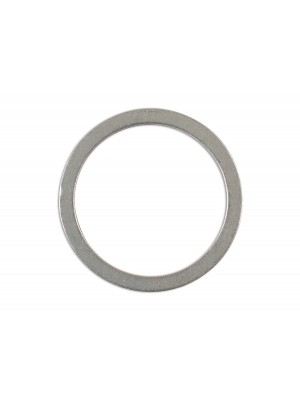 Sump Plug AluSuits Minium Washer 22mm x 27mm x 1.5mm - Pack 10