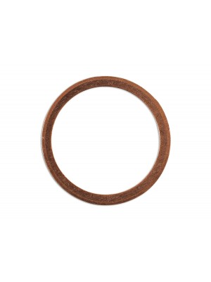 Sump Plug Copper Washer 22mm x 27mm x 1.5mm - Pack 10