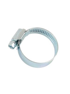 Mild Steel Hose Clip 25 to 40mm - Pack 4