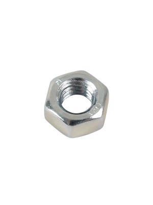 Plain Nuts Metric 6mm - Pack 5
