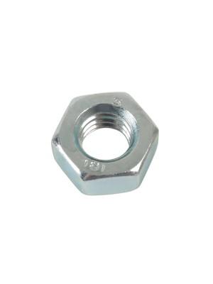 Plain Nuts Metric 10mm - Pack 5