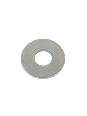 8mm Plain Washer Form C Heavy Duty - Pack 5