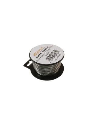 Suits Mini Reel Automotive Cable 17 Amp Black 3.5m