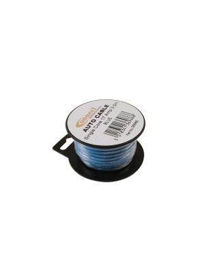 Suits Mini Reel Automotive Cable 17 Amp Blue 3.5m