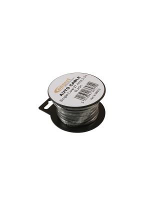 Suits Mini Reel Automotive Cable 27 Amp Black 2.2m