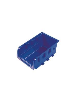 Blue Storage Bins 160mm x 103mm x 72mm - Pack 20